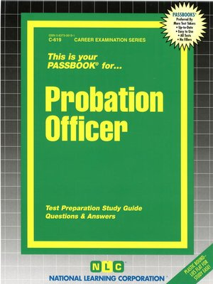 cover image of Probation Officer
