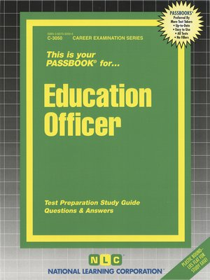 cover image of Education Officer