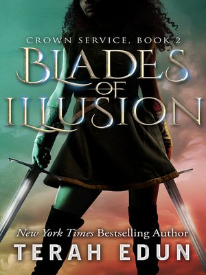 cover image of Blades of Illusion