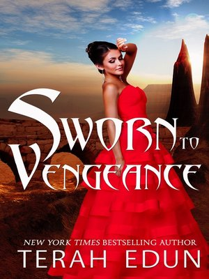 cover image of Sworn to Vengeance