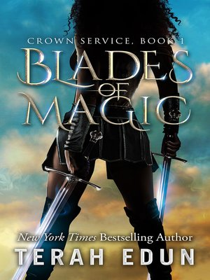 cover image of Blades of Magic