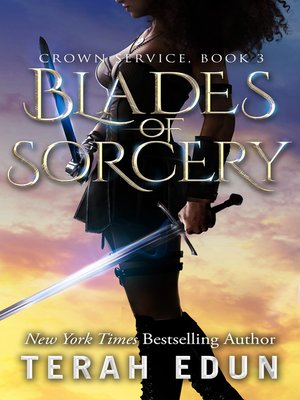 cover image of Blades of Sorcery