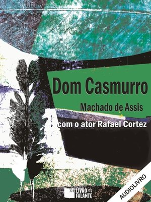 cover image of Dom Casmurro