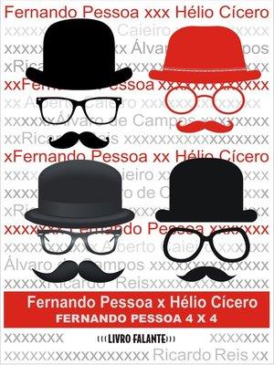 cover image of Fernando Pessoa x Hélio Cícero