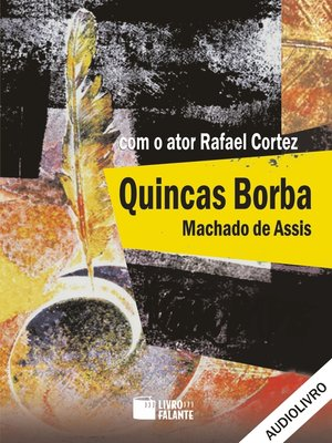 cover image of Quincas Borba