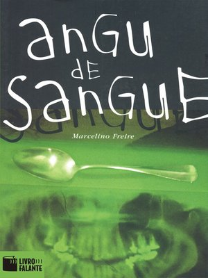 cover image of Angu de Sangue