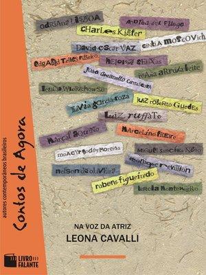 cover image of Contos de Agora