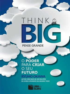 cover image of Pense grande