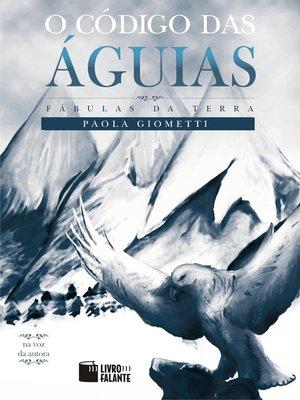 cover image of O código das águias