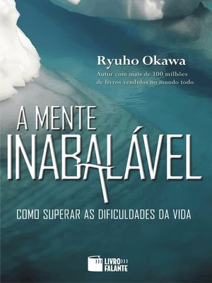 cover image of A mente inabalável