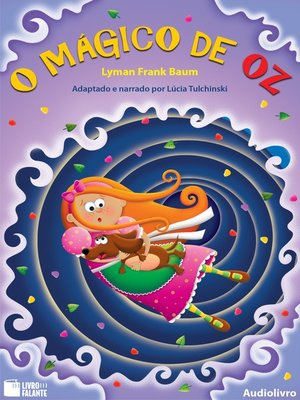 cover image of O mágico de Oz