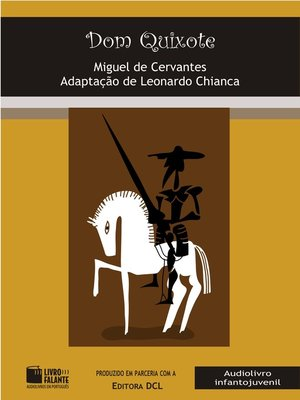 cover image of Dom Quixote