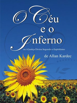cover image of O Céu e o Inferno