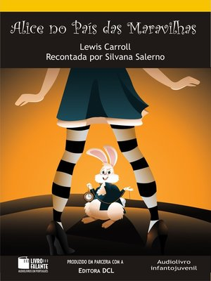 cover image of Alice no País das Maravilhas