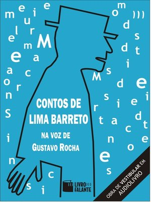 cover image of Contos de Lima Barreto