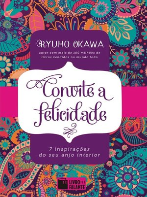 cover image of Convite à felicidade