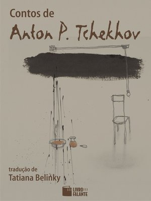 cover image of Contos de Anton P. Tchekhov