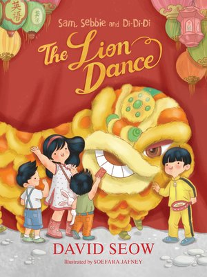 cover image of The Lion Dance