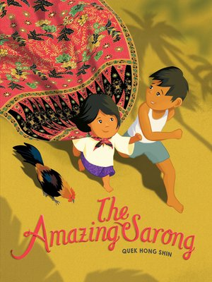 cover image of The Amazing Sarong