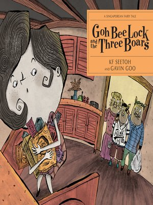 cover image of Goh Bee Lock and The Three Boars