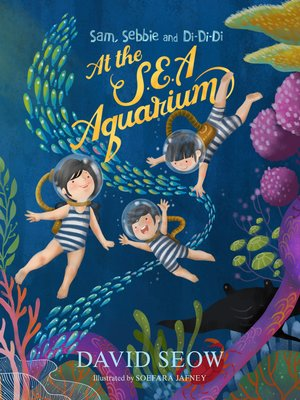 cover image of At the S.E.A. Aquarium