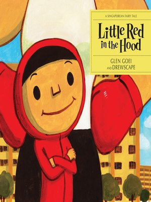 cover image of Little Red in the Hood