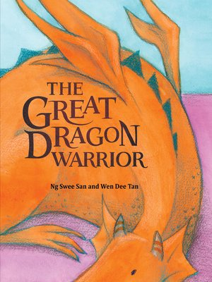 cover image of The Great Dragon Warrior