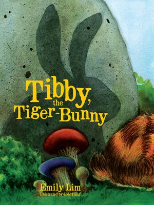 cover image of Tibby, the Tiger Bunny