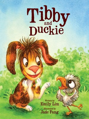 cover image of Tibby and Duckie