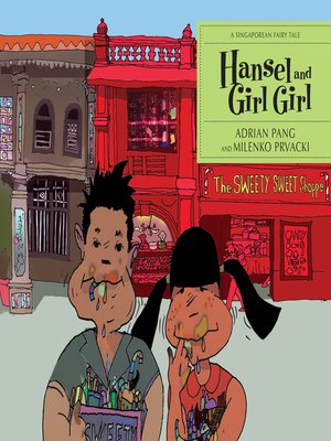 cover image of Hansel and Girl Girl