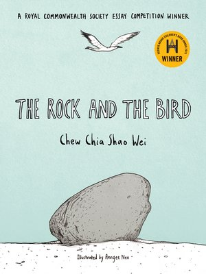 cover image of The Rock and the Bird