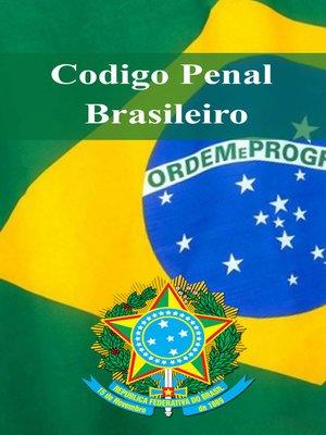 cover image of Codigo Penal Brasileiro