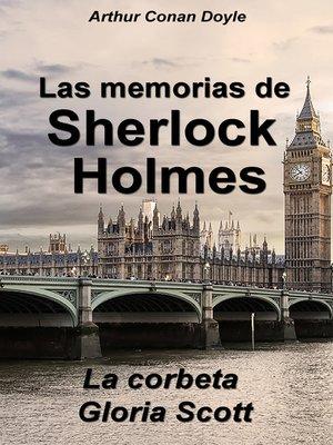 cover image of La corbeta Gloria Scott