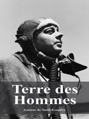 cover image of Terre des Hommes