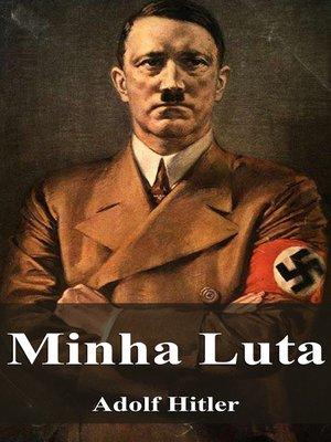 cover image of Minha Luta
