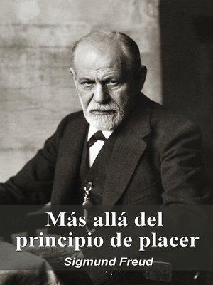 cover image of Más allá del principio de placer