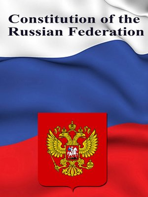 cover image of Constitution of the Russian Federation