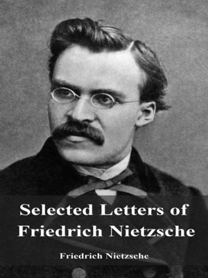 cover image of Selected Letters of Friedrich Nietzsche