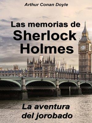 cover image of La aventura del jorobado