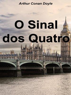cover image of O Sinal dos Quatro
