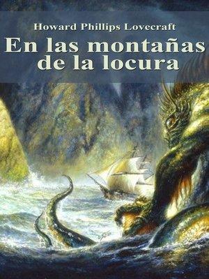 cover image of En las montañas de la locura