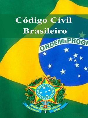 cover image of Código Civil Brasileiro