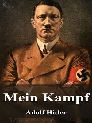 cover image of Mein Kampf