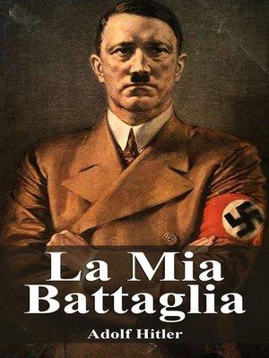 cover image of La Mia Battaglia