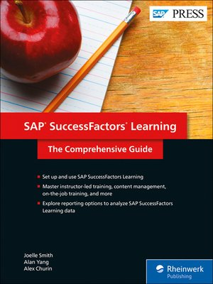 cover image of SAP SuccessFactors Learning