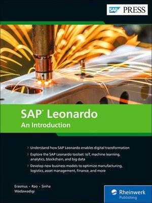 cover image of SAP Leonardo