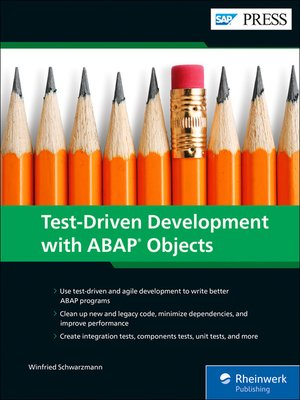 cover image of Test-Driven Development with ABAP Objects