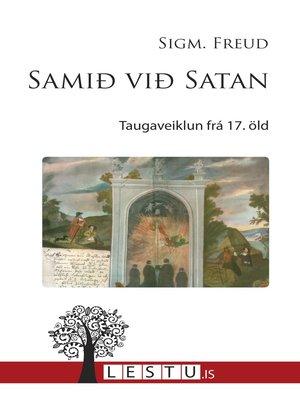 cover image of Samið við Satan