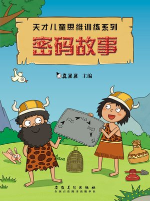 cover image of 密码故事