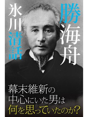 cover image of 氷川清話